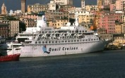 Pacific Princess – Love Boat – Genova
