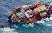 Ship Rena Grounding – Accidents of ships series